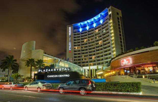 фото отеля Krystal Urban Cancun (ex. B2b Malecon Plaza Hotel & Convention Center) изображение №21