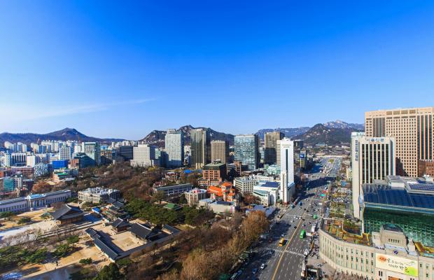 фото отеля THE PLAZA Seoul, Autograph Collection (ex. Seoul Plaza Hotel) изображение №25