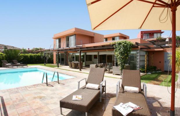 фотографии отеля Villas Salobre изображение №51
