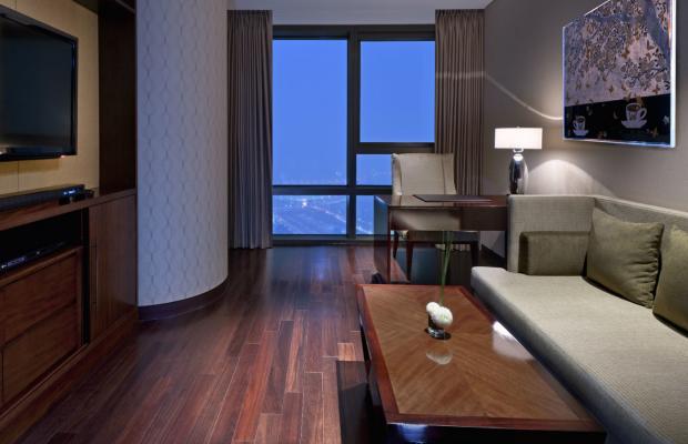 фотографии отеля Sheraton Seoul D Cube City изображение №7