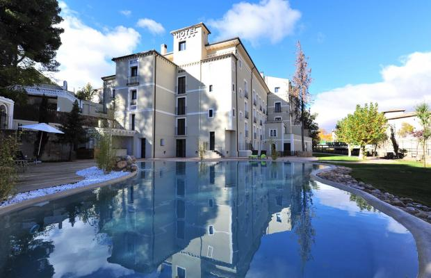 фото отеля Hotel Balneario Alhama de Aragon изображение №1