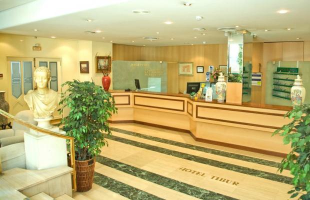 фотографии отеля Hotel Tibur изображение №11