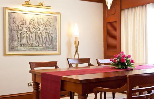 фотографии отеля Cambodiana Hotel изображение №3