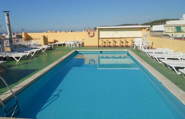 фото отеля Continental Calella изображение №5