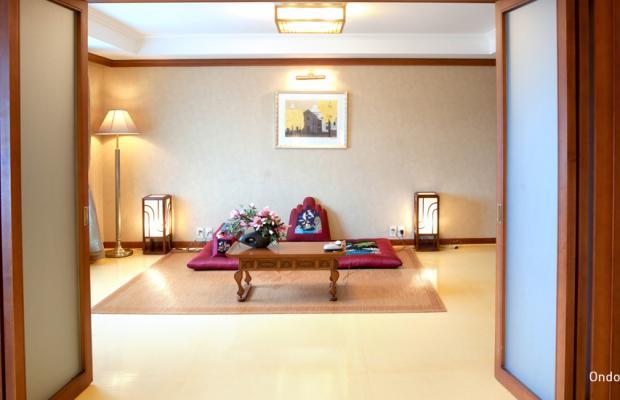 фотографии отеля Gyeongju Commodore Chosun изображение №15