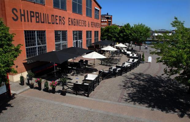 фотографии отеля Quality Hotel 11 & Eriksbergshallen изображение №27