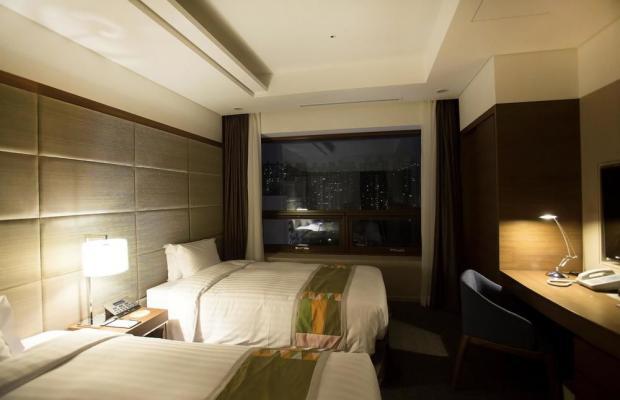 фото отеля Best Western Premier Seoul Garden Hotel (ex. Holiday Inn Seoul; The Seoul Garden Hotel) изображение №17