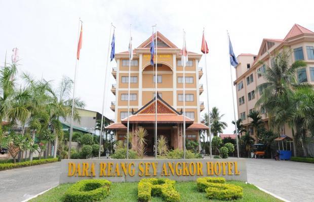 фотографии отеля Dara Reang Sey Hotel изображение №27