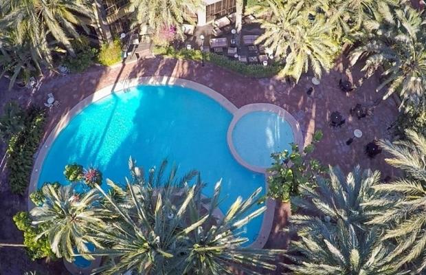 фотографии отеля Huerto del Cura изображение №3