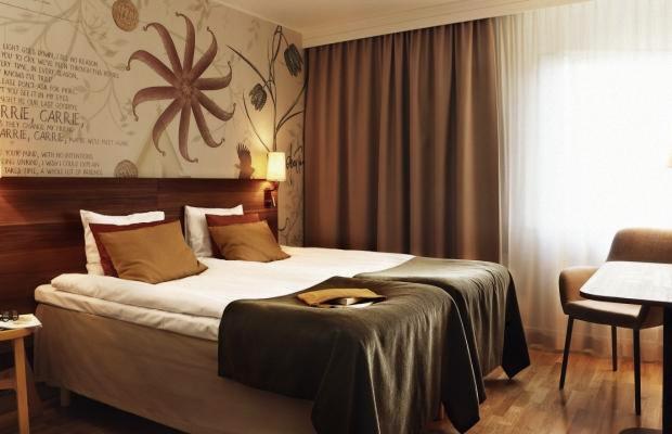 фотографии отеля Scandic Vaxjo изображение №15
