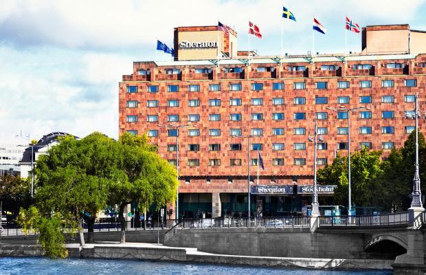фото отеля Sheraton Stockholm изображение №1