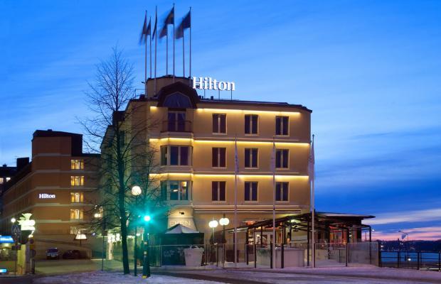 фотографии отеля Hilton Stockholm Slussen изображение №55