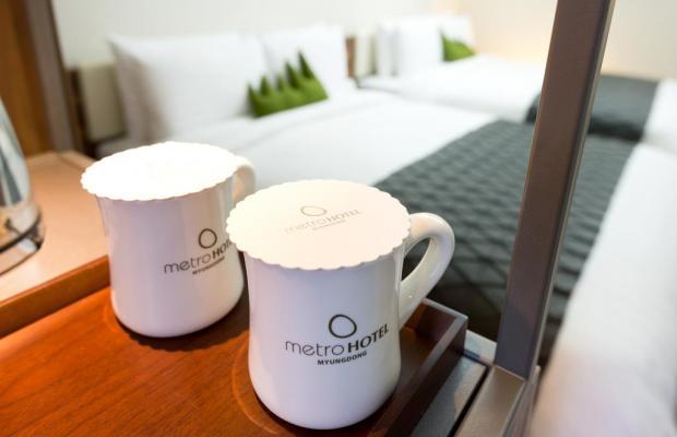 фотографии отеля Metro Hotel   изображение №39