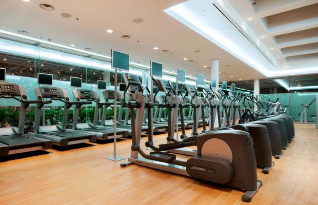 фотографии отеля Millennium Seoul Hilton изображение №43