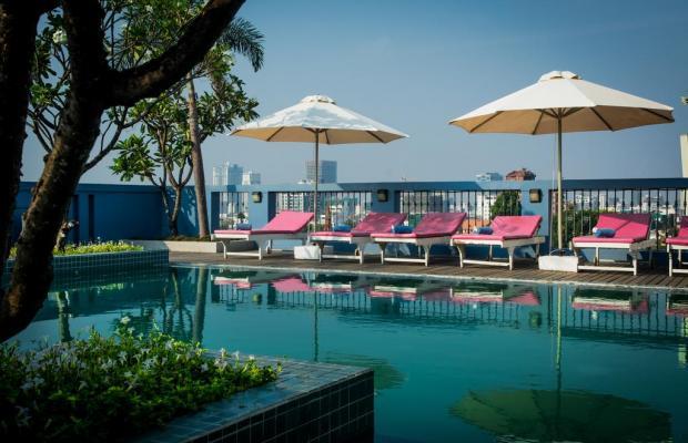 фото отеля Frangipani Royal Palace Hotel изображение №1