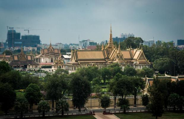 фото отеля Frangipani Royal Palace Hotel изображение №9