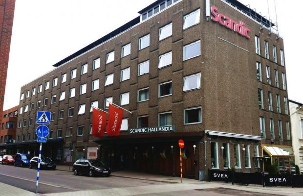 фото отеля Scandic Hallandia изображение №1