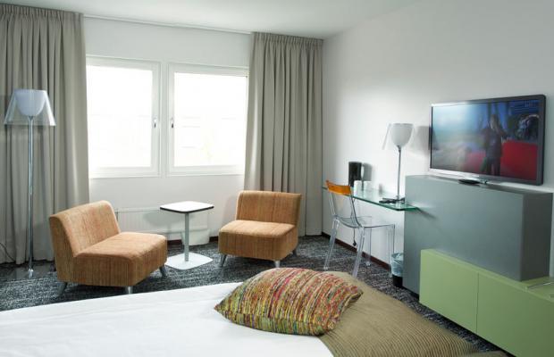 фото отеля Quality Hotel Lulea изображение №29