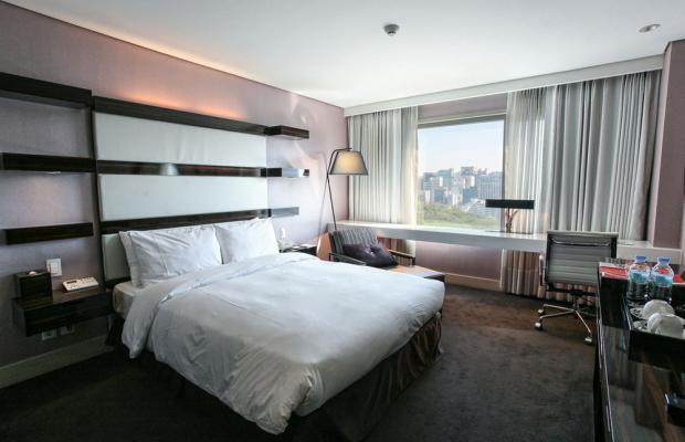 фотографии отеля Ramada Hotel Seoul изображение №7