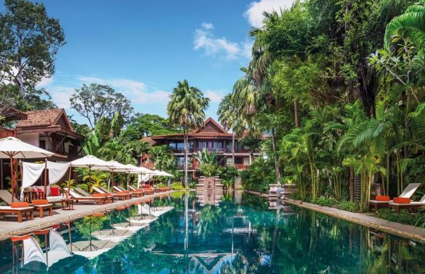 фото отеля Belmond La Residence d'Angkor изображение №17