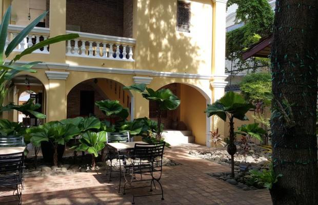 фотографии отеля La Villa Battambang изображение №15