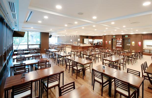 фото Orakai Insadong Suites (ех. Fraser Suites Insadong) изображение №2