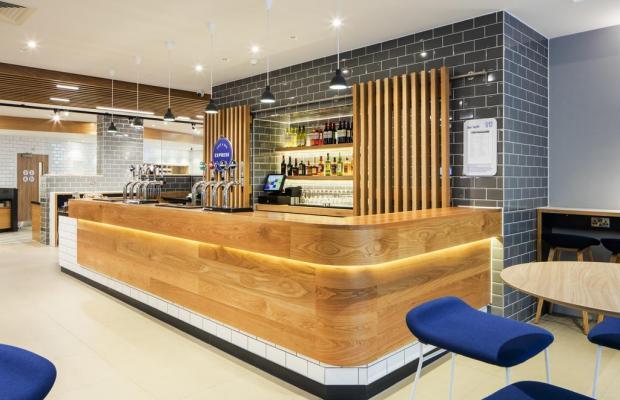 фотографии отеля Holiday Inn Express Dublin City Centre изображение №23