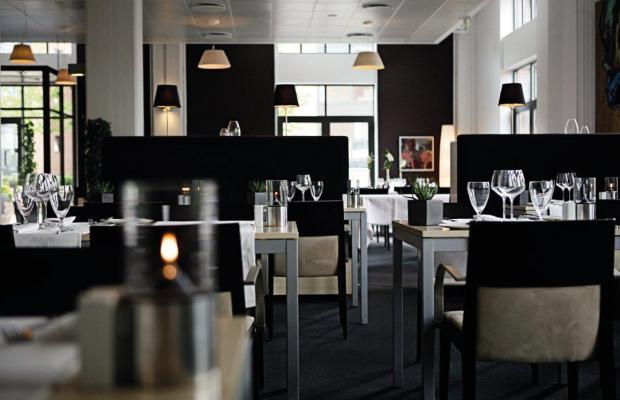 фотографии отеля Radisson Blu Hotel Papirfabrikken изображение №11