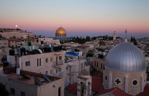 фотографии отеля Dan Boutique Jerusalem (ex. Ariel) изображение №31