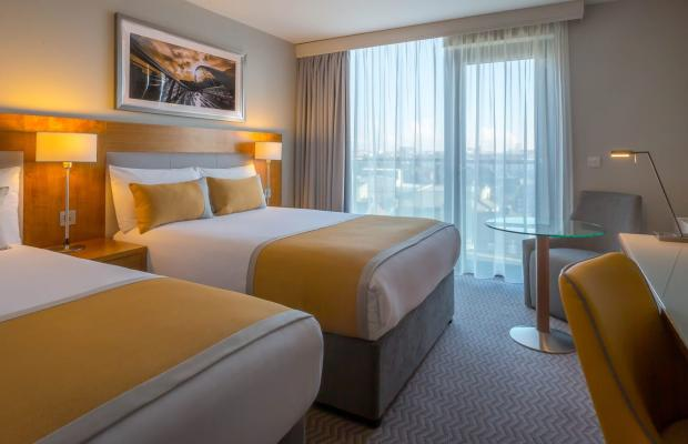 фотографии отеля Maldron Hotel Smithfield изображение №7