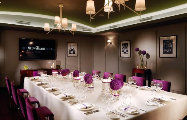 фото The Fitzwilliam Hotel Dublin изображение №2