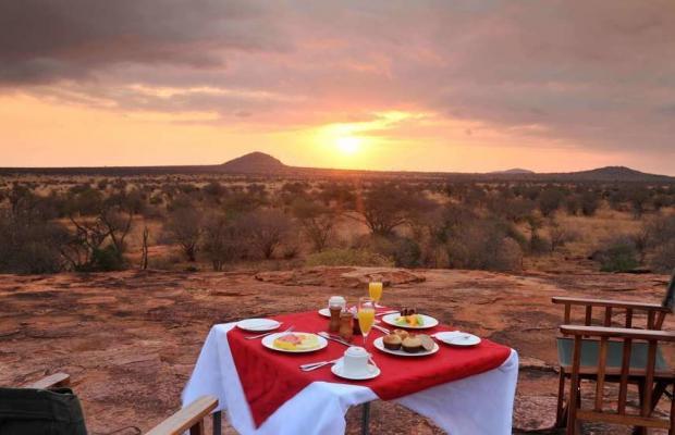 фотографии отеля Kilaguni Serena Safari Lodge изображение №23