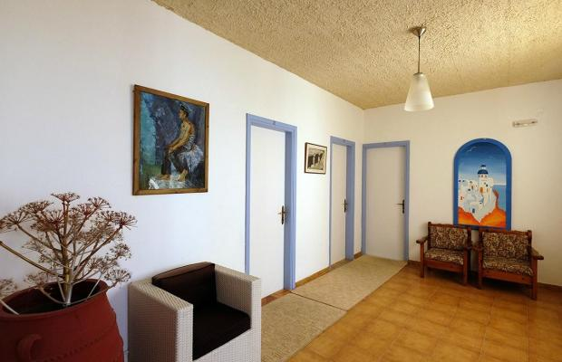 фотографии отеля Narkissos Hotel изображение №19