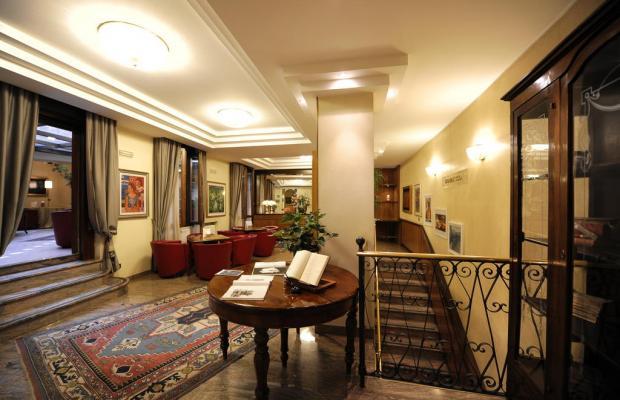 фотографии отеля Hotel Carrobbio изображение №31