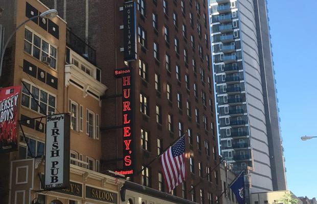 фото отеля The Gallivant Times Square (ex. Best Western President; TRYP by Wyndham New York Times Square) изображение №21