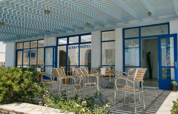 фотографии отеля Hotel Alkyon изображение №7