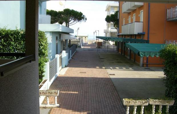 фотографии отеля Residence Vespucci изображение №11
