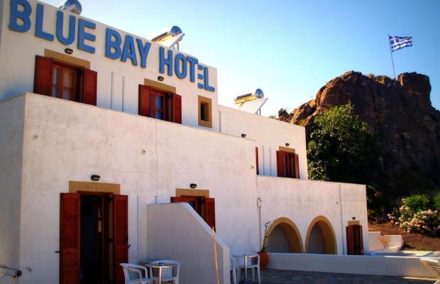 фотографии отеля Blue Bay Hotel изображение №23