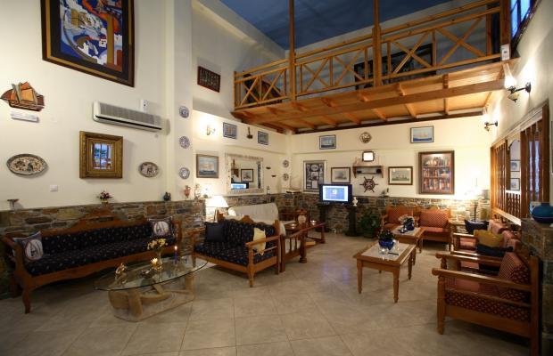 фотографии отеля Ionia Hotel изображение №3