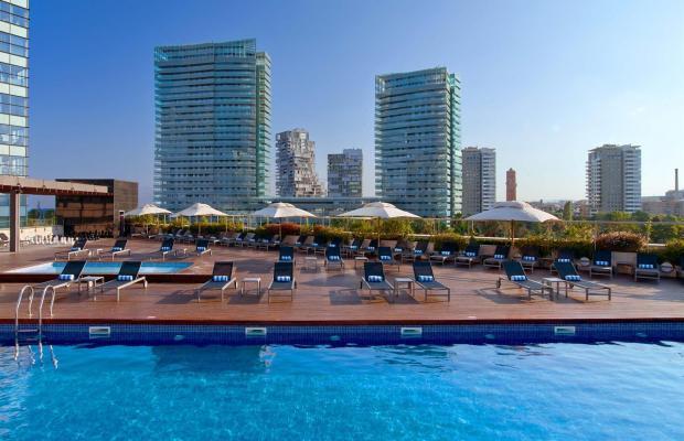 фото Hilton Diagonal Mar Barcelona изображение №110