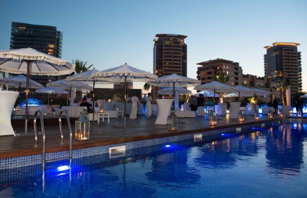 фотографии отеля Hilton Diagonal Mar Barcelona изображение №47