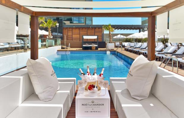 фото отеля Hilton Diagonal Mar Barcelona изображение №21