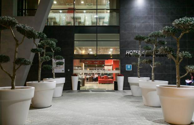 фотографии Hotel 4 Barcelona изображение №36