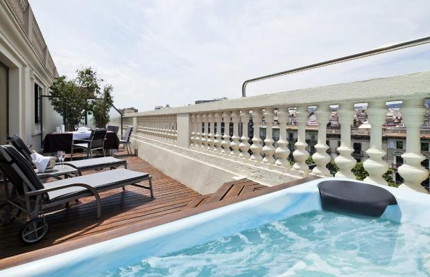 фотографии отеля Hotel Acta Atrium Palace изображение №23