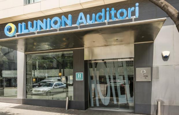 фото Ilunion Auditori (ex. Confortel Auditori)  изображение №26