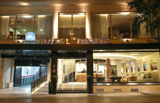 фотографии отеля Best Western Premier Hotel Dante изображение №3