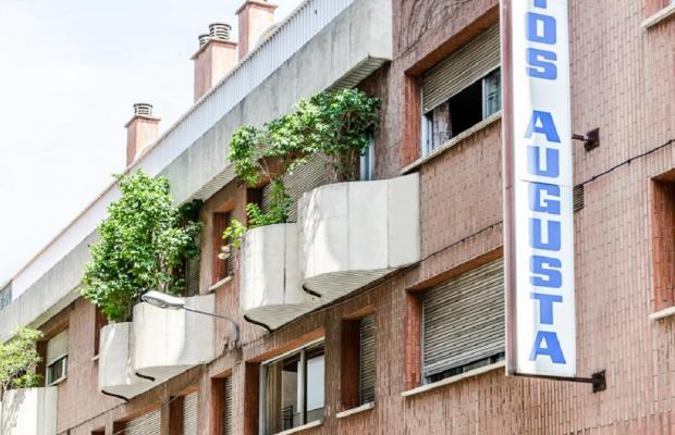 фото отеля Hotel Apartamentos Augusta изображение №1