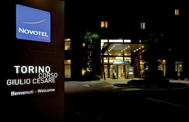 фотографии Hotel Novotel Torino Corso Giulio Cesare изображение №4