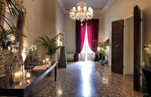фото отеля PALAZZO DI CAMUGLIANO изображение №5