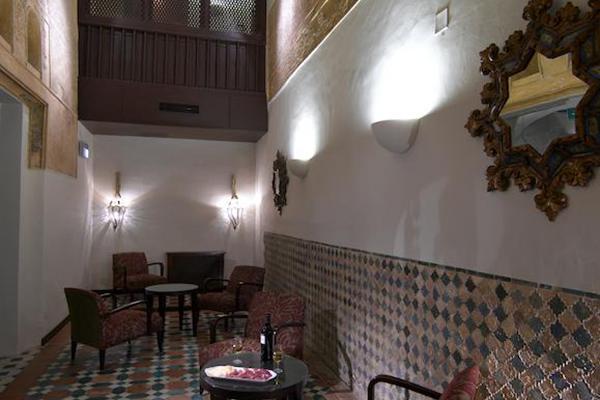 фото отеля Parador de Granada изображение №21